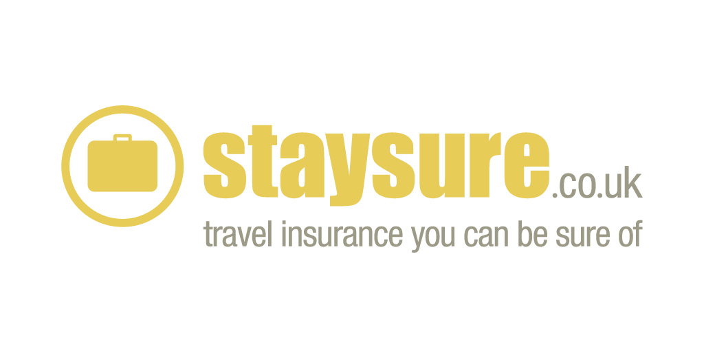 staysure logo designed by paul hillery