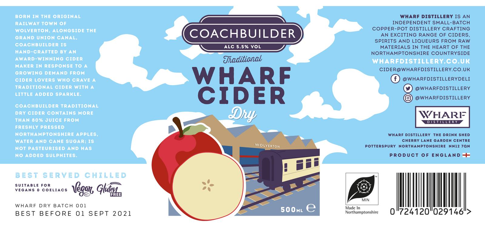 Coachbuilder Cider