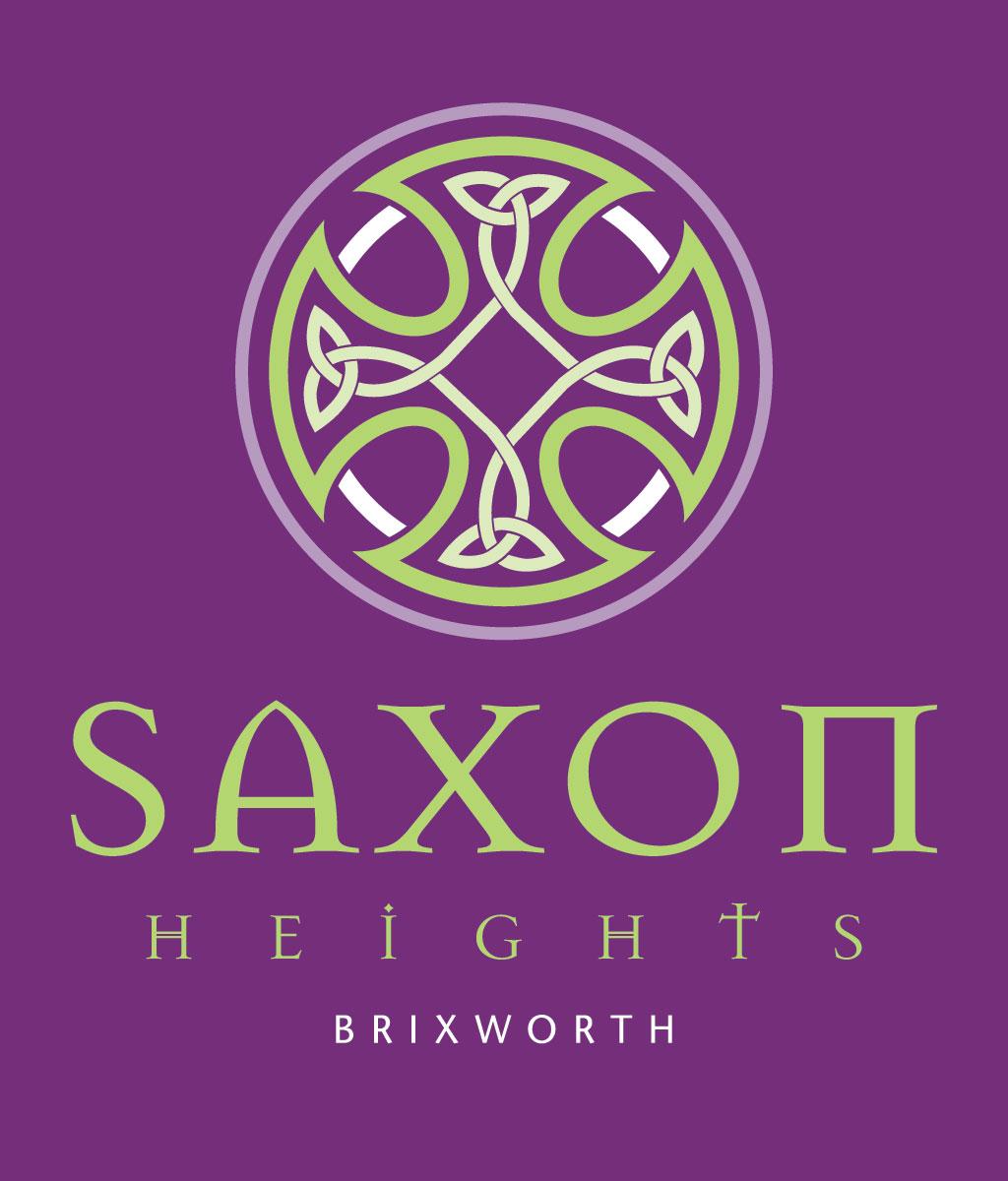 Saxon Heights logo
