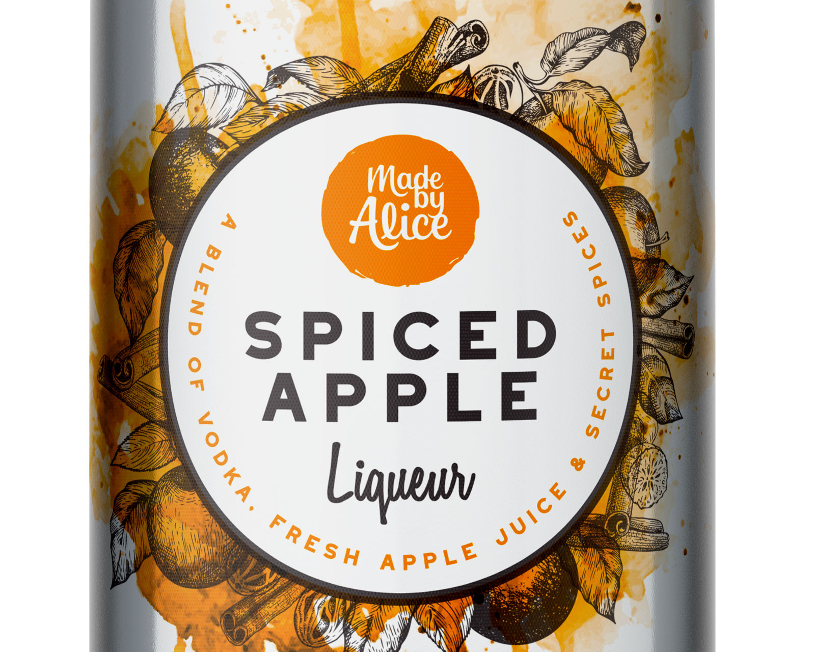 Made By Alice Spiced Apple Liqueur