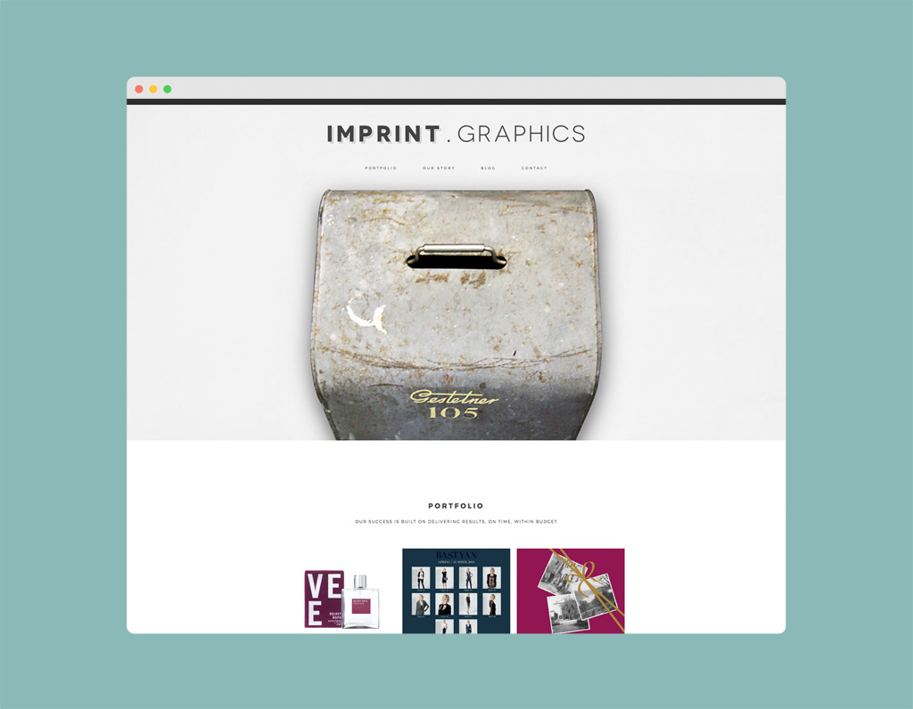 Imprint.Graphics