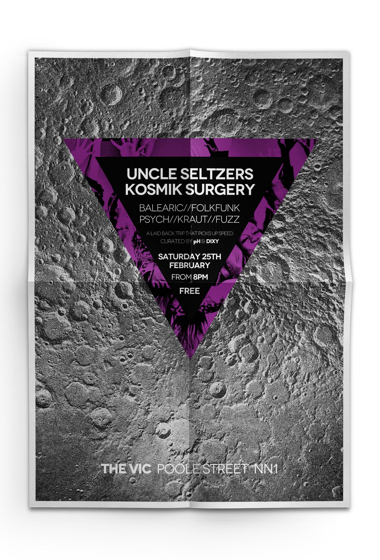 Uncle Seltzers Kosmik Surgery