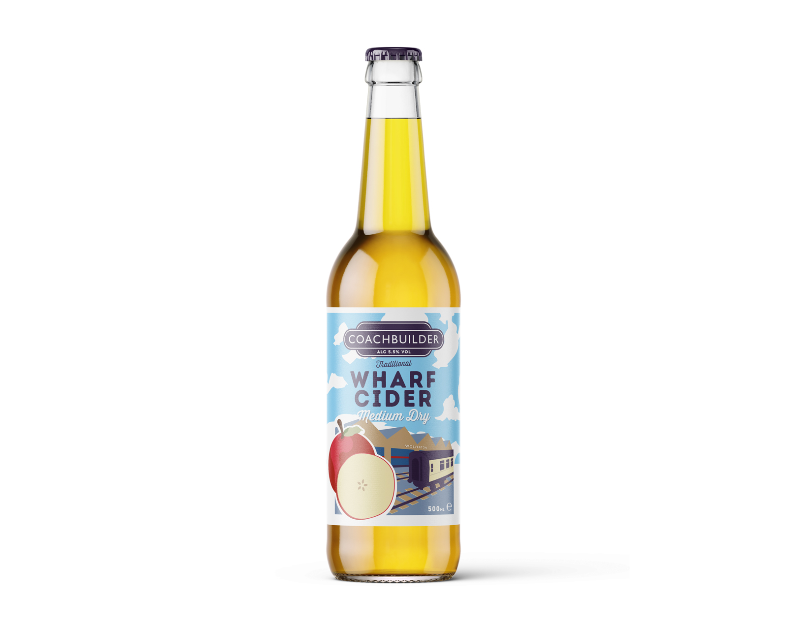 Coachbuilder Medium Dry Cider