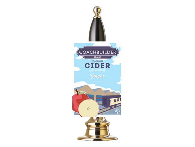 Coachbuilder Traditional Cider