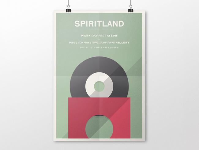 Spiritland Poster