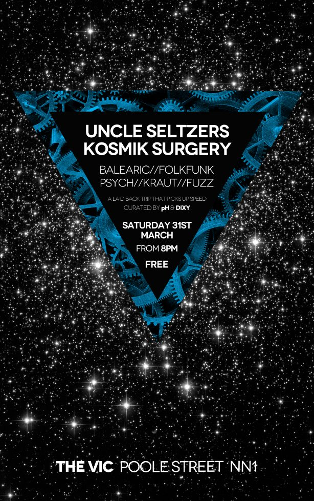 Uncle Seltzers Kosmik Surgery