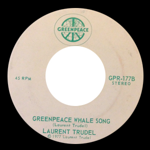 Greenpeace Whale Song - Laurent Trudel