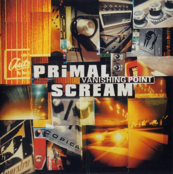 Primal Scream Julian House