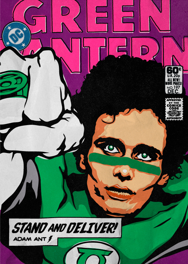 Butcher Billy Adam Ant