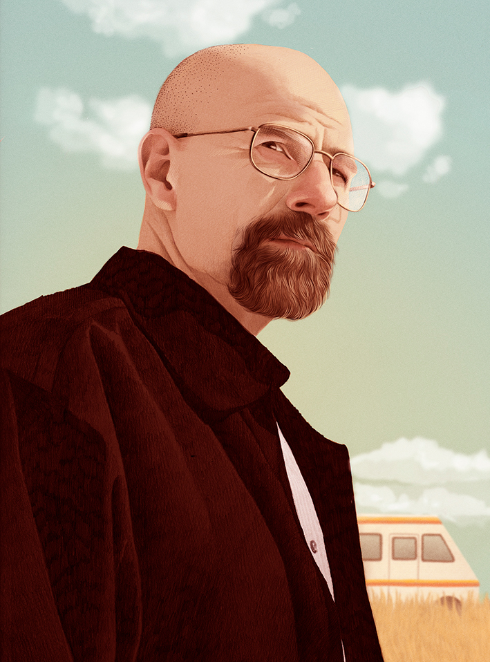 Mercedes deBellard Breaking Bad