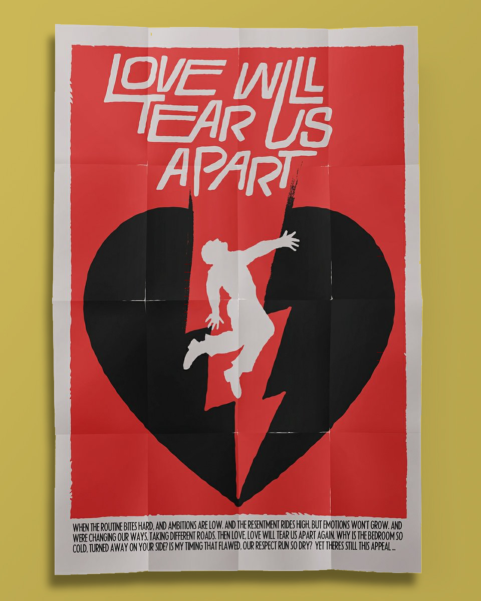 Butcher Billy Love Will Tear Us Apart