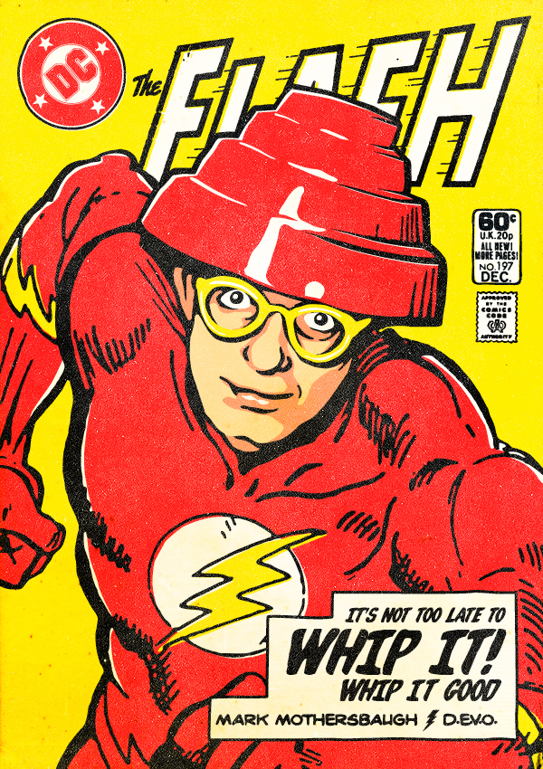 Butcher Billy DEVO