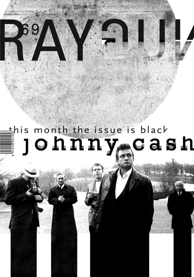 Ray Gun Johnny Cash