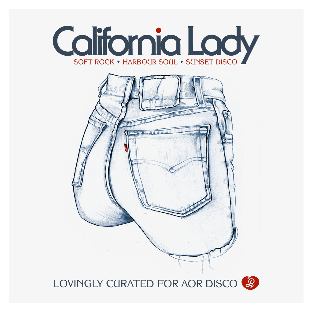California Lady - For AOR Disco