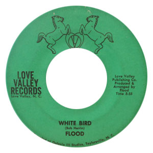 White Bird by Flood