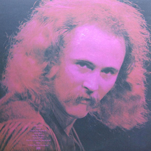 Traction In The Rain by David Crosby