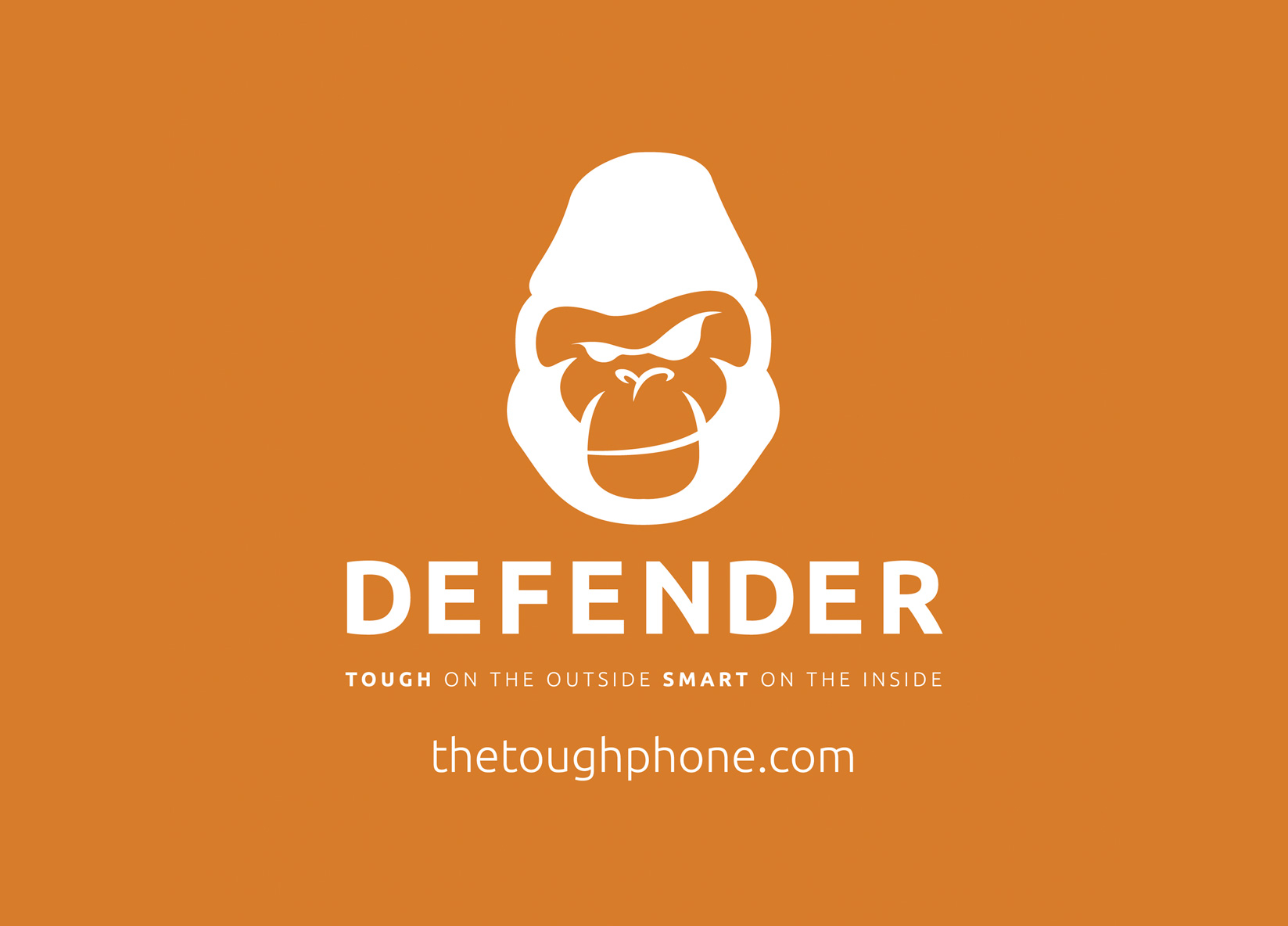 Defender tough on the outside smart on the inside
