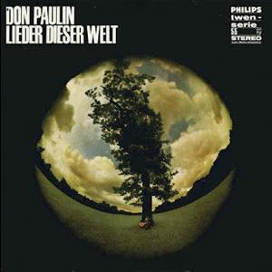 Don Paulin – Lieder Dieser Welt