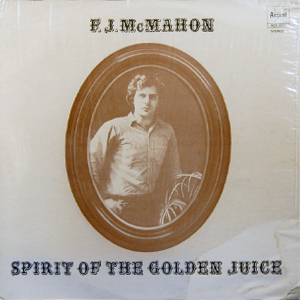 The Spirit Of The Golden Juice - F. J. McMahon