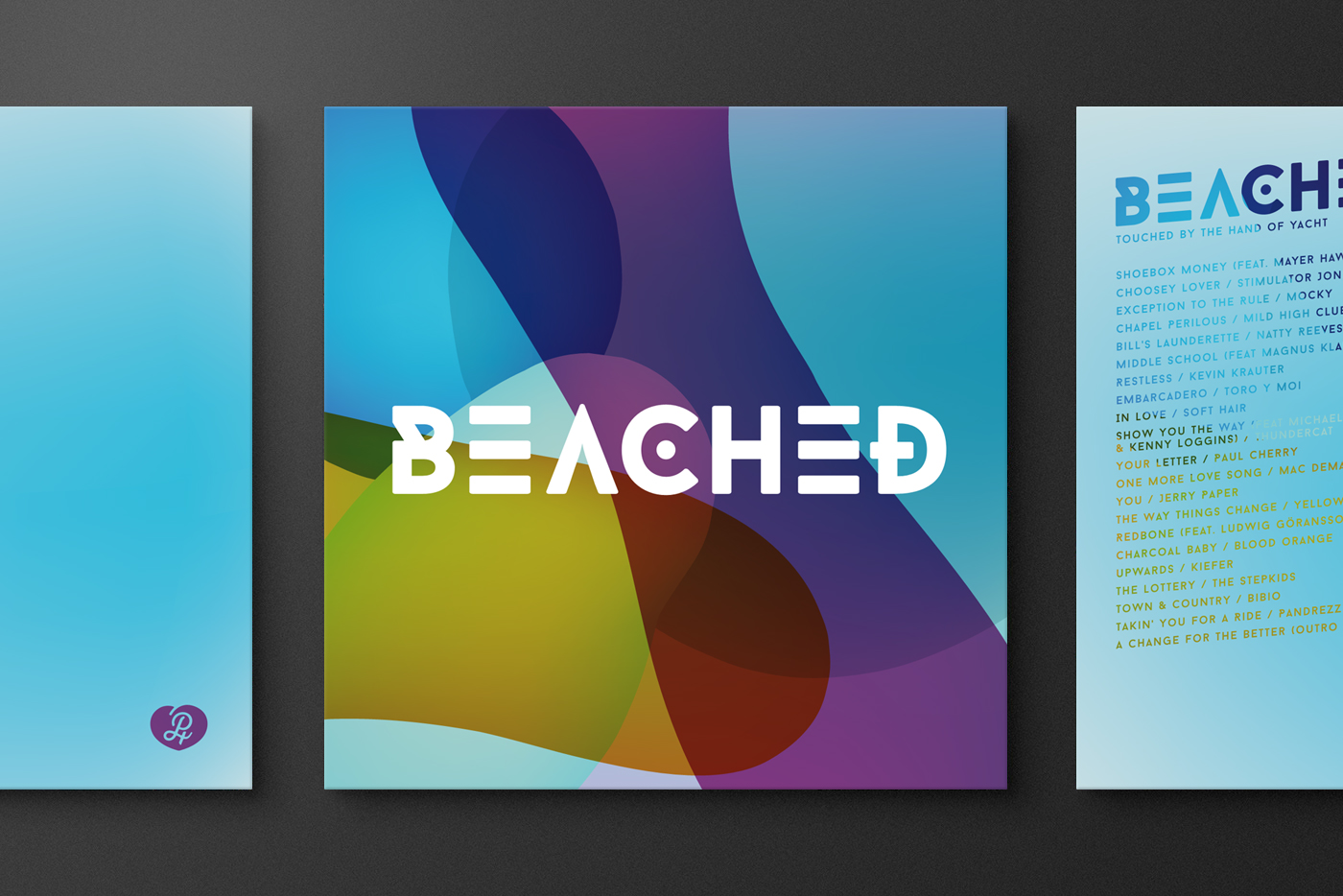 Beached // Touched By The Hand Of Yacht