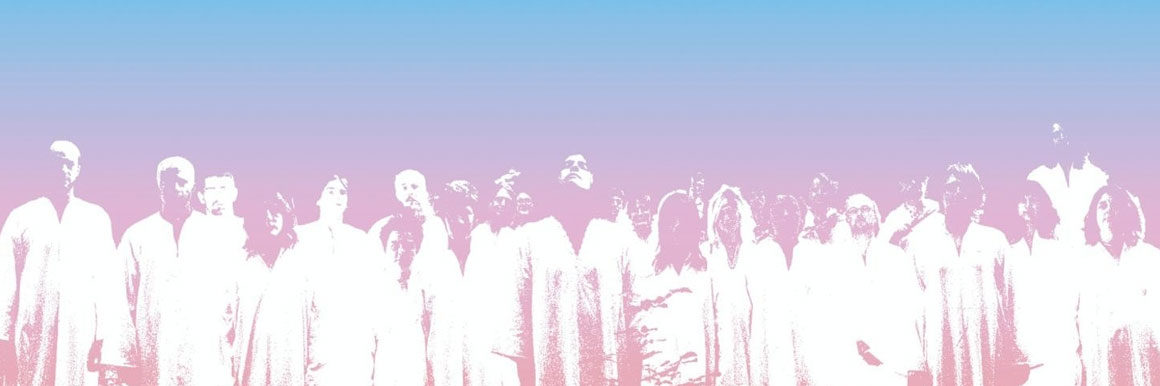 The Polyphonic Spree DJ's the Spreadalittlelove Sound System