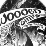 Steve Leialoha 'Wooden Ships on the Water' Original Art